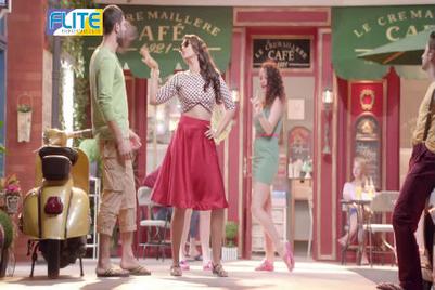 Sonakshi Sinha embodies Relaxo Flite in new TVC