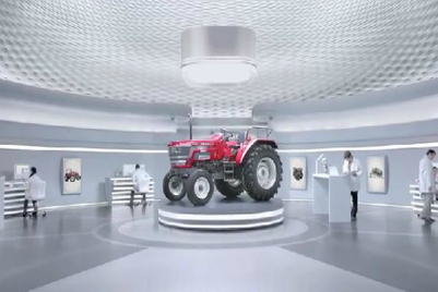 Mahindra Tractors makes a passionate pitch to farmers