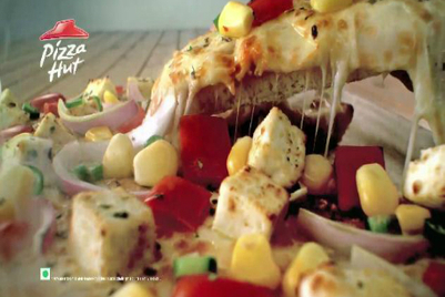 Pizza Hut plays up core proposition of 'more for less' with overloaded offering