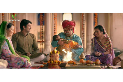 Videocon promises to preserve the colours of happiness