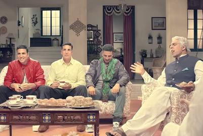 Akshay Kumar returns to play multiple roles for Honda's 'Dream series'