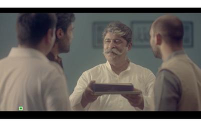 Cadbury scripts a real, sweet Eid Mubarak