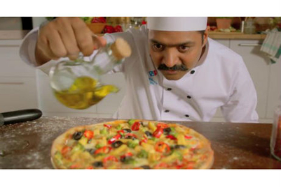 Domino's ropes in celeb chef to promise a taste of Italy