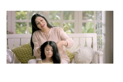 Dabur Amla strengthens a mother-daughter bond, owns hair-oiling ritual