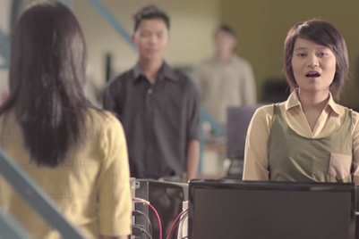 Knorr rides Independence Day wave with 'world' tribute