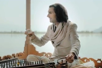 Taj Mahal revisits 'Wah Ustad' theme with santoor, strikes a chord on picturesque lake