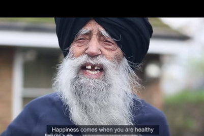 Nestle continues 100-year celebration; pays tribute to centenarian runner Fauja Singh