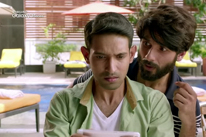 Samsung J Series gets Shahid to say 'Johnny mat ban', promises 'Asli 4G'