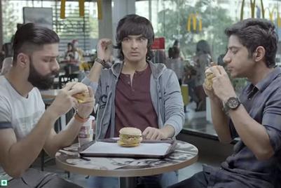 McDonald's urges consumers to spend #ThodaTimeAur, savour 'Social' burger