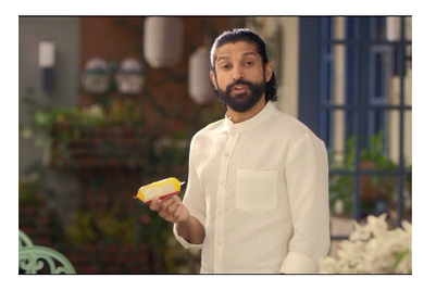 Britannia NutriChoice gets Farhan Akhtar to 'Feel the Fibre'