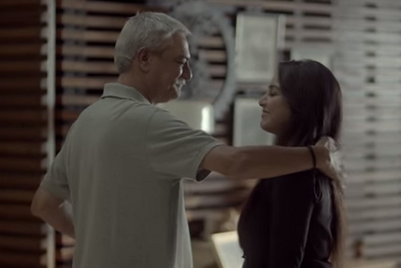 Ariel awakens father to harsh reality of gender stereotypes, gets him to #ShareTheLoad
