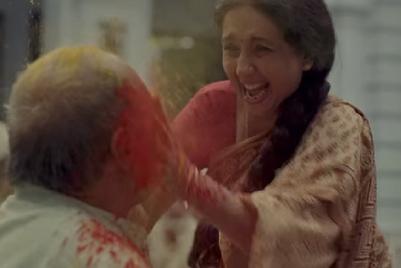ParachuteAdvansed brings festivities to life at old age home, says #KhulKeKheloHoli