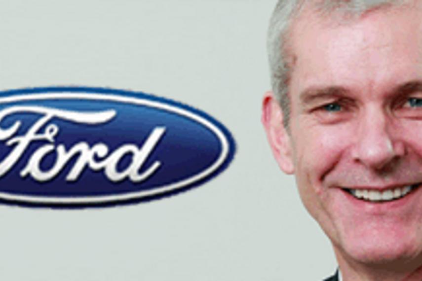 Ford India promotes Nigel E Wark