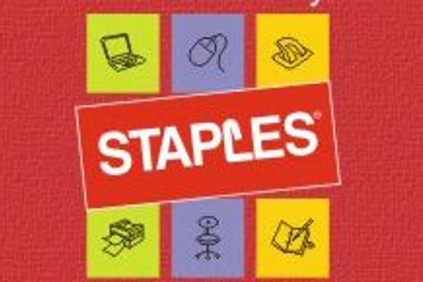 Staples kicks off National Advantage Service