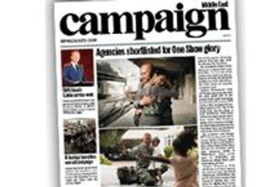 Campaign Middle East set for October launch