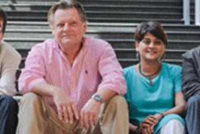 Breaking News: Subhash, Partha and Priti joint partners in BBH