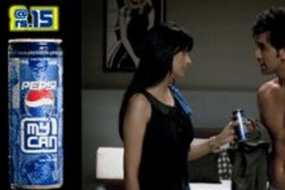 Pepsi rolls out interactive TVC for 'My Can'