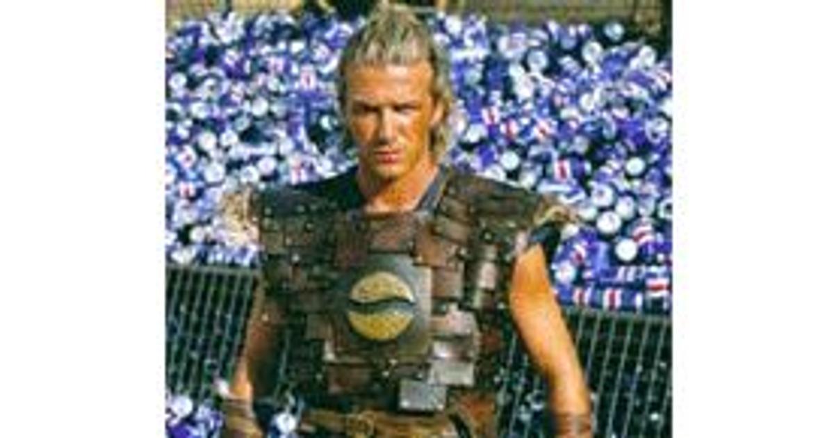 Pepsi ends endorsement ties with David Beckham ...
