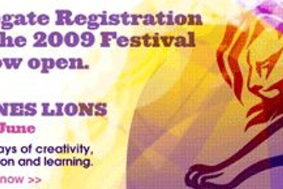 Cannes Lions 2009 now open for delegate registrations