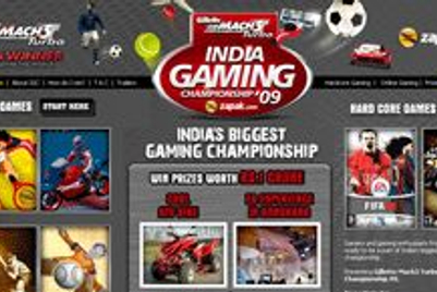Gillette, Zapak to launch India Gaming Championship '09
