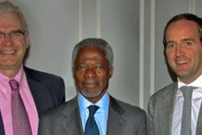 Kofi Annan to speak at Cannes Lions 2009