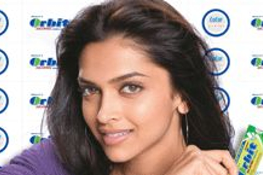 Wrigley's Orbit signs on Deepika Padukone as brand ambassador