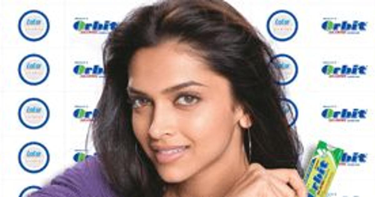 Wrigley's Orbit signs on Deepika Padukone as brand ...