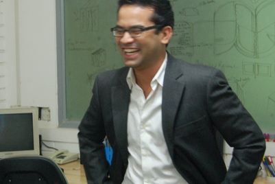 Adland Rockstars: Arnab Biswas