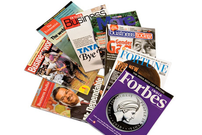 All About... Business magazines