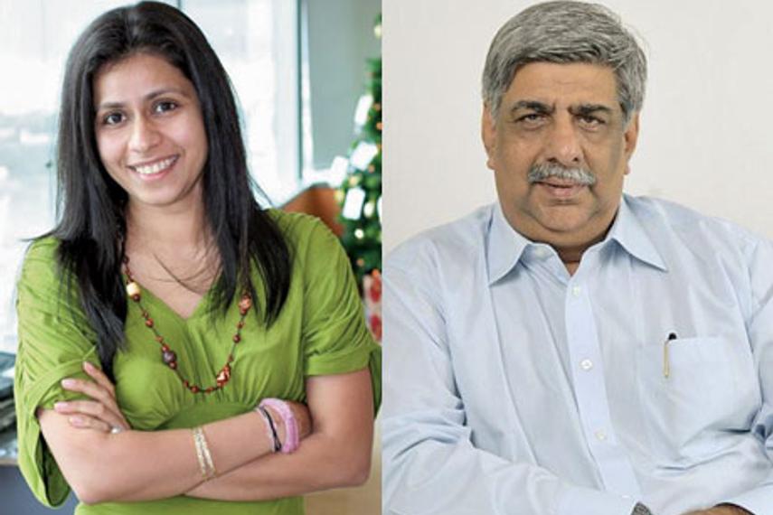 (L)Sonia Huria, Senior Manager- Communication, Colors (R) Yash Khanna, President, CMG India