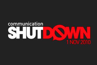Communication Shutdown initiative slated for November 1