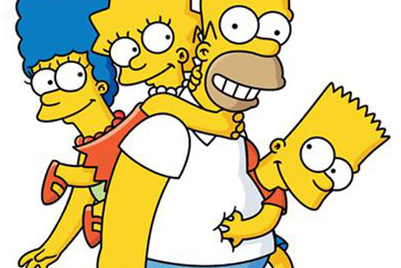 Banksy creates controversial Simpsons sequence