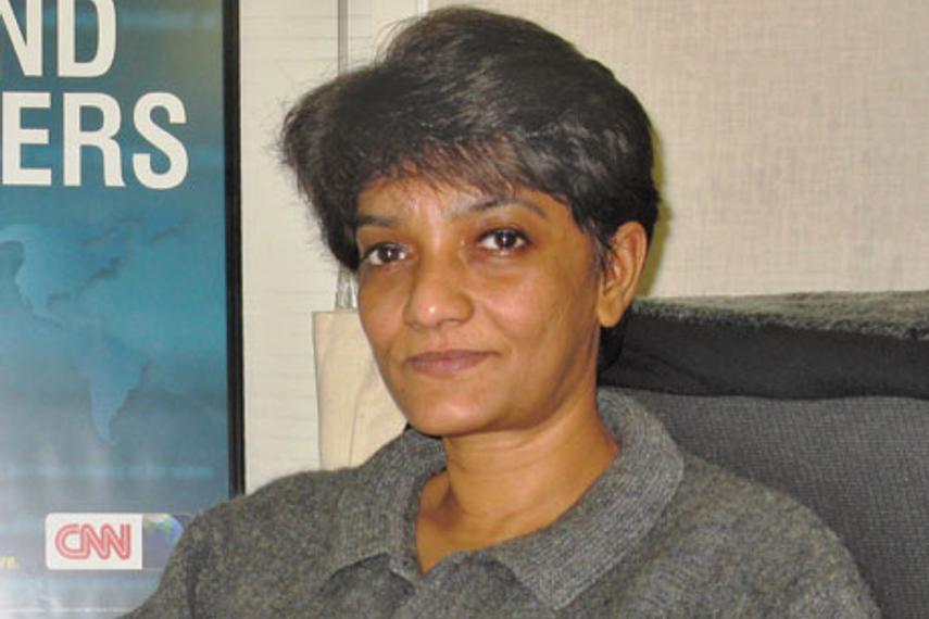 24 hours with…CNN International's Sonali Chatterjee