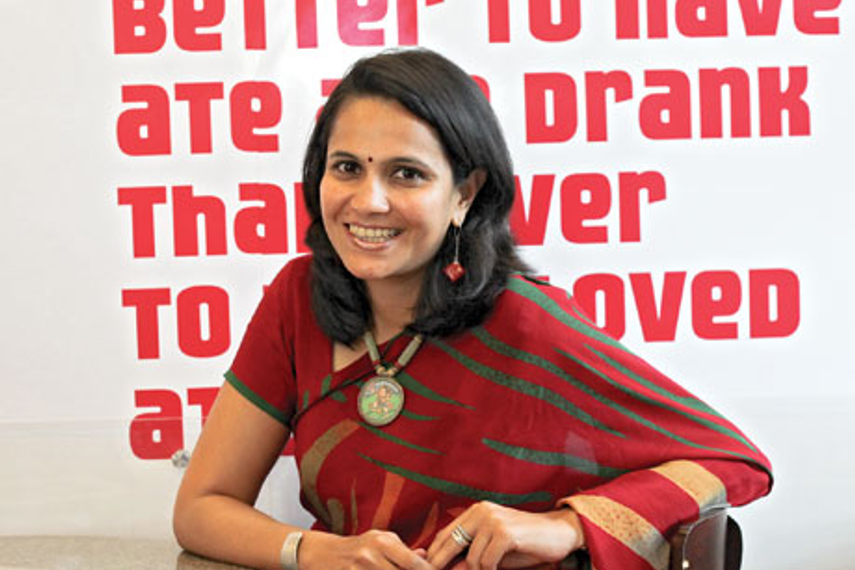 Landor's Lulu Raghavan on the panel of the Leading Hotels of the World Annual Convention