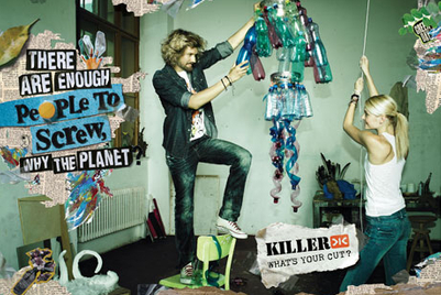 Killer Jeans' new campaign asks 'What's your cut?'
