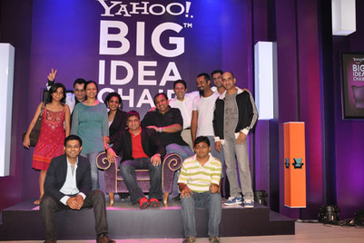 Bates 141 and Mindshare grab the Yahoo! Big Idea Chair for Indian Panga League