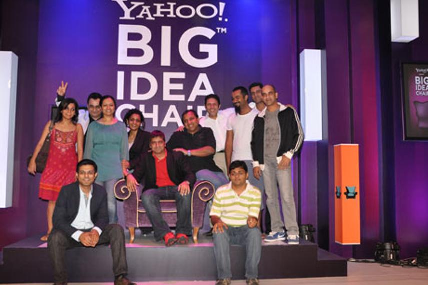 Bates 141 and Mindshare grab the Yahoo! Big Idea Chair for Indian Panga League