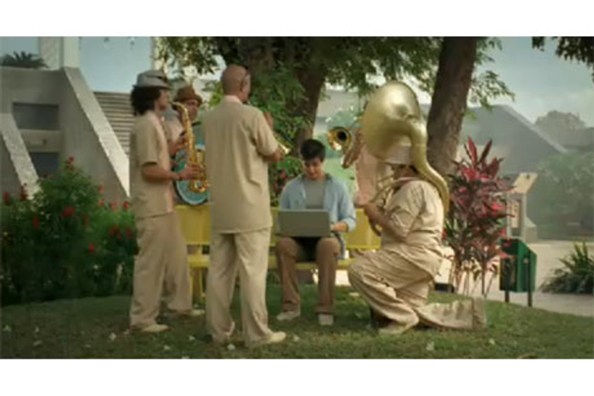 WATCH Yahoo India's new TVC to promote its messenger