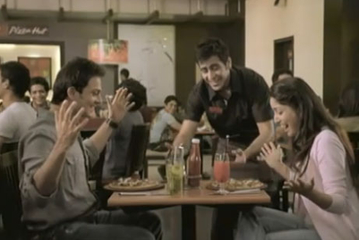 Pizza Hut launches new campaign for Tuscani Singles