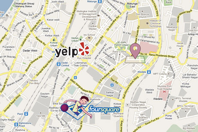 All About: Location-based social media