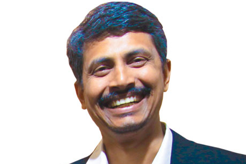 R Gowthaman, leader, South Asia, Mindshare