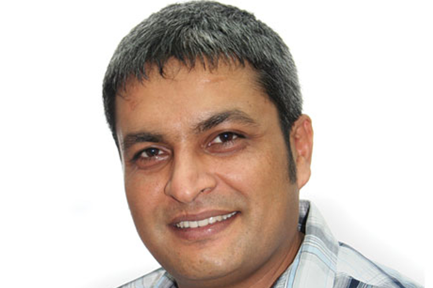 Alok Sinha, Mindshare, leader, Invention - South Asia
