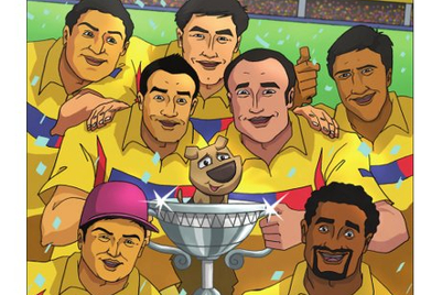 IPL team CSK to release comic book series featuring team members