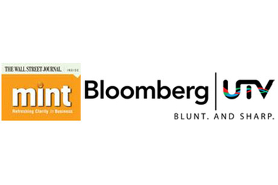 Mint and Bloomberg UTV enter into a strategic content alliance