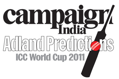 Campaign India Adland Predictions: ICC World Cup 2011 – Results