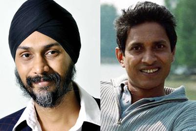 Euro RSCG promotes Satbir Singh and Sushant Panda