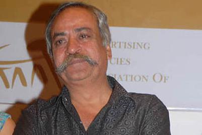Piyush Pandey is brand ambassador for D&AD White Pencil Award