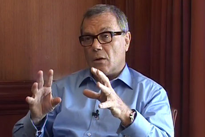 VIDEO: In conversation with Sir Martin Sorrell