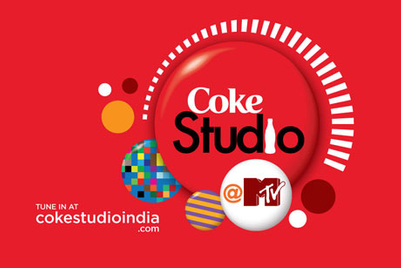 Coca-Cola launches Coke Studio in India, in collaboration with MTV