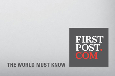 Contract Advertising uses 'The World Must Know' peg for campaign for Firstpost.com